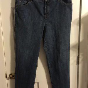 18W woman's jeans